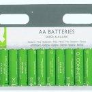 Batteries Q-Connect AA Super Alkaline Batteries 12 pcs 1.5V KF00489