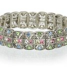 Swarovski Multi Colored Crystal Bracelet