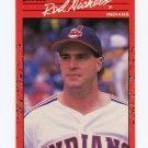1990 Donruss Baseball #546 Rod Nichols - Cleveland Indians
