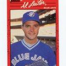 1990 Donruss Baseball #543 Al Leiter - Toronto Blue Jays