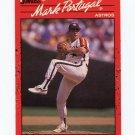1990 Donruss Baseball #542 Mark Portugal - Houston Astros