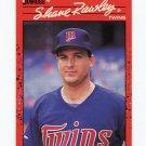 1990 Donruss Baseball #537 Shane Rawley - Minnesota Twins