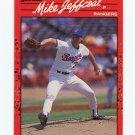 1990 Donruss Baseball #521 Mike Jeffcoat - Texas Rangers
