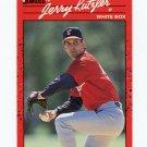 1990 Donruss Baseball #503 Jerry Kutzler RC - Chicago White Sox