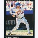1993 Pinnacle Baseball #389 Howard Johnson - New York Mets
