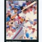 1993 Pinnacle Baseball #349 Archi Cianfrocco - Montreal Expos