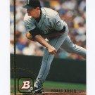 1994 Bowman Baseball #613 Chris Bosio - Seattle Mariners