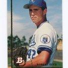 1994 Bowman Baseball #311 Robert Toth RC - Kansas City Royals