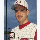 1994 Bowman Baseball #048 Kevin Jarvis UER - Cincinnati Reds
