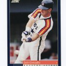 1994 Score Baseball #474 Luis Gonzalez - Houston Astros