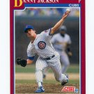 1991 Score Rookie/Traded Baseball #017T Danny Jackson - Chicago Cubs
