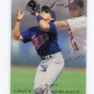 1993 Flair Baseball #237 Chuck Knoblauch - Minnesota Twins