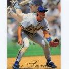 1993 Flair Baseball #230 B.J. Surhoff - Milwaukee Brewers