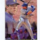 1993 Flair Baseball #228 Kevin Reimer - Milwaukee Brewers