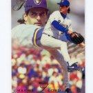 1993 Flair Baseball #227 Graeme Lloyd RC - Milwaukee Brewers