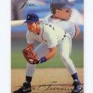 1993 Flair Baseball #209 Alan Trammell - Detroit Tigers
