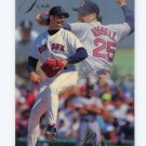 1993 Flair Baseball #167 Jeff Russell - Boston Red Sox
