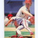 1993 Flair Baseball #108 Mitch Williams - Philadelphia Phillies