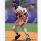 1993 Flair Baseball #094 Eddie Murray - New York Mets
