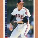 1993 Score Baseball #655 Jack Armstrong - Cleveland Indians