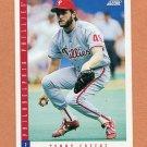 1993 Score Baseball #464 Tommy Greene - Philadelphia Phillies