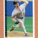 1993 Score Baseball #421 Danny Jackson - Pittsburgh Pirates