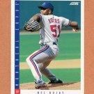 1993 Score Baseball #363 Mel Rojas - Montreal Expos