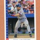 1993 Score Baseball #271 Greg Colbrunn - Montreal Expos