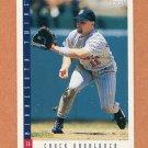 1993 Score Baseball #148 Chuck Knoblauch - Minnesota Twins