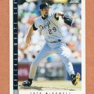 1993 Score Baseball #070 Jack McDowell - Chicago White Sox