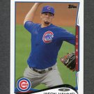 2014 Topps Mini Baseball #601 Jason Hammel - Chicago Cubs