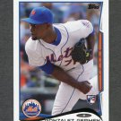 2014 Topps Mini Baseball #485 Gonzalez Germen RC - New York Mets