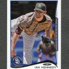 2014 Topps Mini Baseball #409 Ian Kennedy - San Diego Padres