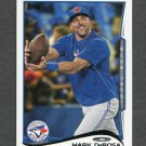 2014 Topps Mini Baseball #273 Mark DeRosa - Toronto Blue Jays