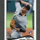 2014 Topps Mini Baseball #230 Andre Rienzo RC - Chicago White Sox