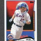 2014 Topps Mini Baseball #155 Daniel Murphy - New York Mets