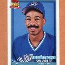 1991 Topps Traded Baseball #007T Derek Bell - Toronto Blue Jays