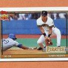 1991 Topps Baseball #771 Gary Redus - Pittsburgh Pirates Ex