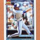1991 Topps Baseball #440 George Bell - Toronto Blue Jays ExMt