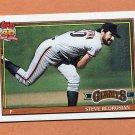 1991 Topps Baseball #125 Steve Bedrosian - San Francisco Giants
