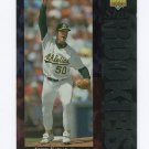 1994 Upper Deck Baseball #020 Steve Karsay - Oakland Athletics