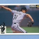 1994 Collector's Choice Baseball #235 Scott Radinsky - Chicago White Sox