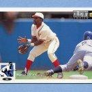 1994 Collector's Choice Baseball #172 Manuel Lee - Texas Rangers