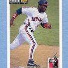 1994 Collector's Choice Baseball #149 Reggie Jefferson - Cleveland Indians