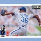 1994 Collector's Choice Baseball #112 Tom Gordon - Kansas City Royals