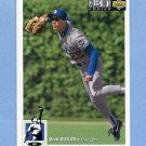 1994 Collector's Choice Baseball #070 Brett Butler - Los Angeles Dodgers