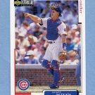 1998 Collector's Choice Baseball #333 Scott Servais - Chicago Cubs