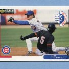 1998 Collector's Choice Baseball #331 Jeff Blauser - Chicago Cubs