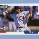 1998 Collector's Choice Baseball #328 Rod Beck - Chicago Cubs