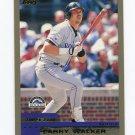 2000 Topps Baseball #150 Larry Walker - Colorado Rockies